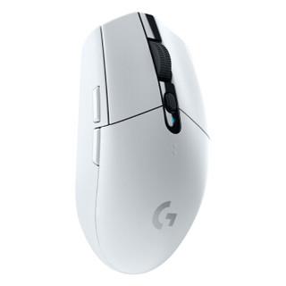 Logitech 罗技 G304 无线游戏鼠标 白色