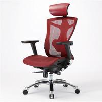 SIHOO 西昊 V1 人体工学电脑椅 红色