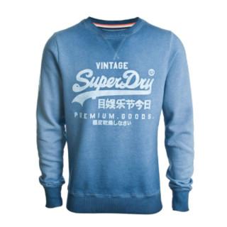 SuperDry 极度干燥 M20009AOF2CX9 男士休闲长袖卫衣