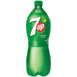 七喜 7UP 柠檬味 汽水碳酸饮料 1L*12瓶 整箱装