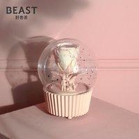 THE BEAST 野兽派 小王子系列 音乐水晶球