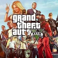《侠盗猎车手5(GTA 5)》PC数字版游戏