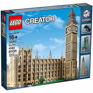 中亚Prime会员 : Lego 乐高 创意百变高手系列 10253 大本钟 积木玩具收藏