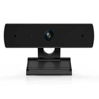 奥尼(aoni)C31 HD 1080P高清电脑摄像头智能电视盒子视频通话摄像头 免驱双麦 黑色