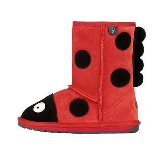 限尺码 : EMU Australia 儿童雪地靴 *2件
