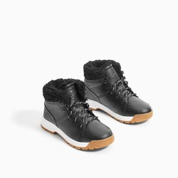 ZARA 15135303040 男童鞋底衬里短靴