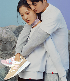 new balance  997H 男女款休闲鞋