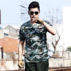 棉公子 男款迷彩短袖 160-190码