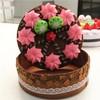 鑫晴 DIY蛋糕糖果盒 材料包 18*5cm