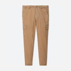UNIQLO 优衣库 412825 男士束脚工装裤