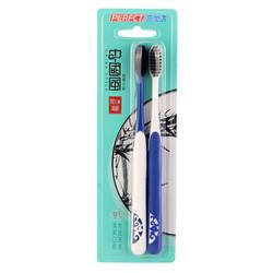 倍加洁(PERFCT)炭元素清新软毛牙刷×2支 *18件