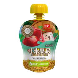 FangGuang 方广 婴幼儿小米果泥 103g *29件