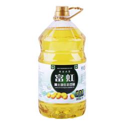 富虹油品黑土地生态豆油一级5L 非转基因 食用油