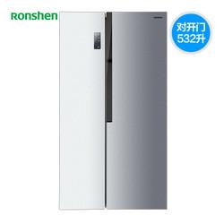 Ronshen 容声 BCD-532WD11HP 对开门变频冰箱 532L