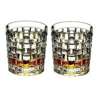 中亚Prime会员 : Nachtmann 奈赫曼 0092076-0 波萨诺瓦族系列 玻璃杯 395ml*2只