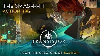 《Transistor(晶体管)》iOS动作游戏