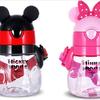Disney 迪士尼 米妮系列 WD-4385 儿童吸管水杯 440ml