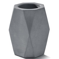 HANASS 海纳斯 B04-01 水泥笔筒 灰色