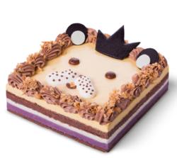 plus会员价:Best Cake 贝思客 星座生日蛋糕 狮子座 1磅