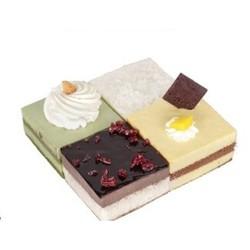 Best Cake 贝思客 许愿天使 芝士宫格蛋糕 1.2磅