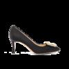 捷克水钻女士高跟鞋 213元