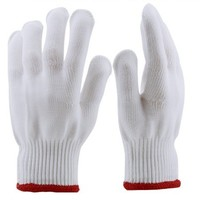 华特 尼龙纱线手套 12双