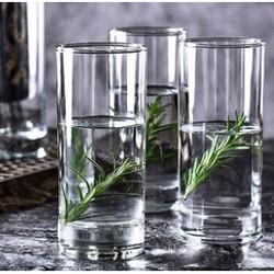 ocean 透明玻璃杯 290ml*6支 送杯刷