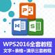 WPS 2016全套 视频教程