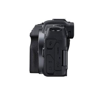 Canon 佳能 EOS RP 全画幅 微单相机 黑色 单机身