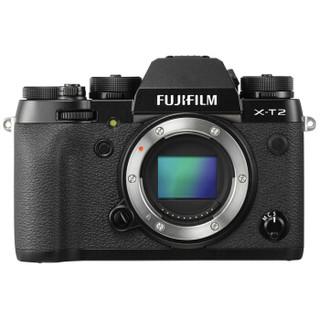 FUJIFILM 富士 X-T2 APS-C画幅无反相机 机身