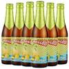 Mongozo 梦果灼 芒果 水果啤酒 330ml*6瓶