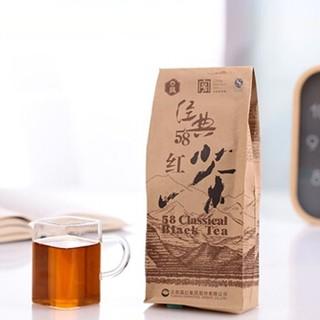 历史低价、新补货 : 凤牌 经典58红茶 200g *2袋