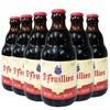 St-Feuillien 圣佛洋 棕啤酒 礼盒装 330ml*6瓶  *3件 198元包邮(下单立减)