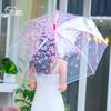 恋蝶 樱花加厚透明雨伞 22.9元(需用券)