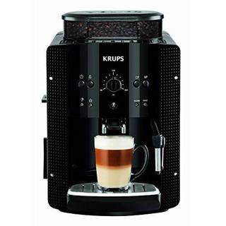 KRUPS EA81系列 EA8108 全自动咖啡机 黑色
