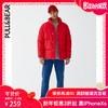 PULL&BEAR 09712531  男士棉服 129元