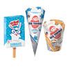 马尔卡BAW 冰淇淋 香草口味冰激凌3支华夫杯3支华夫甜筒2支 130元