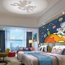 迪士尼周边,免费班车接送!上海柏思特酒店1晚+双早套餐
