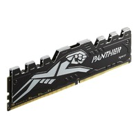 Apacer 宇瞻 Panther 黑豹玩家系列 DDR4 3000 8G*2 台式机内存