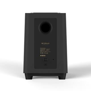 峰米 WEMAX ONE 激光电视 低音炮+抗光屏套装