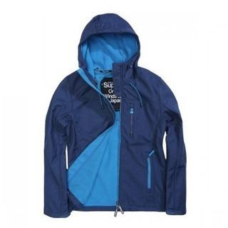 Superdry 极度干燥 M50000ZOF4-CP4 男士户外夹克