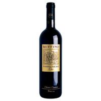 意大利进口红酒 鲁芬诺(RUFFINO)都盖金牌基昂蒂优质法定产区干红葡萄酒 750ml