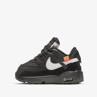 新品发售:NIKE 耐克 X OFF-WHITE THE TEN AIR MAX 90 婴童运动鞋