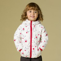 GL&BulingBubble 儿童双面羽绒服