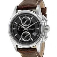 HAMILTON 汉米尔顿 Jazzmaster H32616533 男士机械腕表