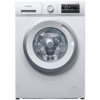 SIEMENS 西门子 XQG80-WM12N1600W 8公斤 滚筒洗衣机