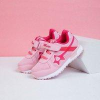 abc女童鞋秋季儿童运动鞋学生跑步鞋休闲网面鞋25-30码