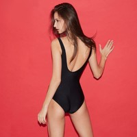 SPEEDO 速比涛 海岸线系列  女式泳衣 8-10943