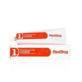 RedDog 红狗 宠物营养膏 120g   *3件 +凑单品