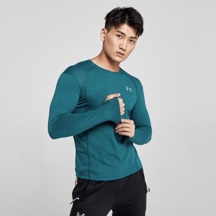 UNDER ARMOUR 安德玛 Swyft 1318418 男士运动速干T恤